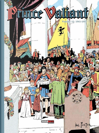 Prince Valiant. Vol. 13 by Hal Foster