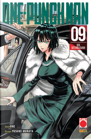 One-Punch Man. Vol. 9: Non sottovalutarmi! by One