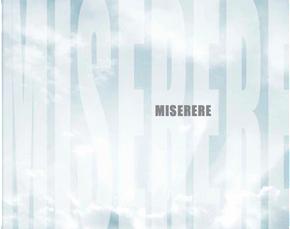 Miserere by Carla Crosio, Daniele De Luca, Francesca Canfora