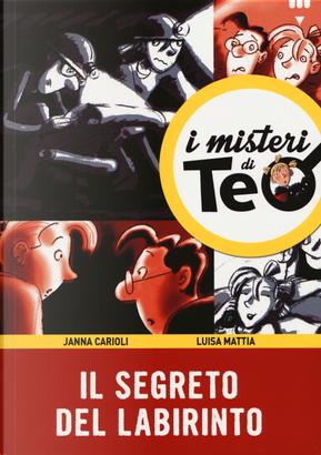 Il segreto del labirinto by Janna Carioli, Luisa Mattia