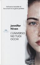 L'universo nei tuoi occhi by Jennifer Niven