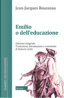 Emilio o dell'educazione by Jean-Jacques Rousseau