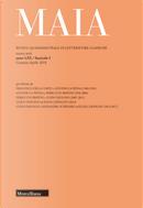 Maia. Rivista di letterature classiche. Vol. 1