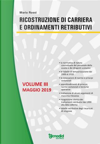 Ricostruzione di carriera e ordinamenti retributivi by Majo