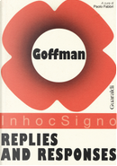Replies end responses by Erving Goffman
