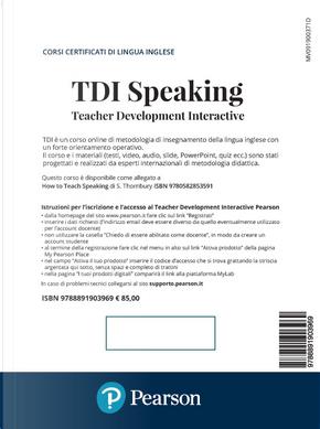 TDI. Teacher development interactive. Speaking