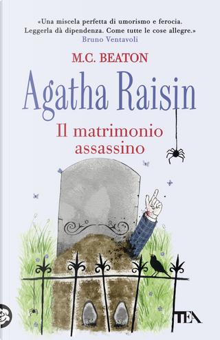 Agatha Raisin e il matrimonio assassino by M. C. Beaton