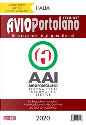 Avioportolano Italia 2020. Rete nazionale degli approdi aerei by Guido Medici