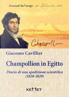 Champollion in Egitto. Diario di una spedizione scientifica (1828-1829) by Giacomo Cavillier