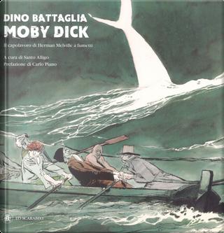 Moby Dick by Dino Battaglia