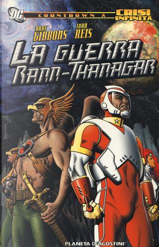 La guerra Rann-Thanagar. Countdown a Crisi infinita by Dave Gibbons