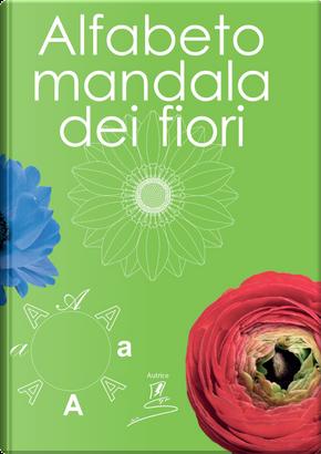 Alfabeto mandala dei fiori