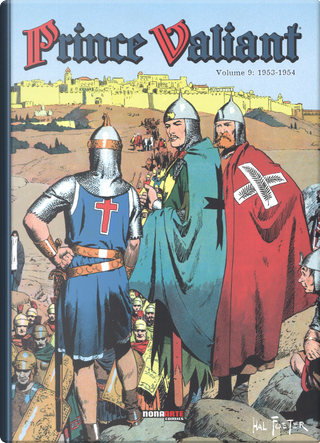 Prince Valiant. Vol. 9: 1953-1954 by Hal Foster