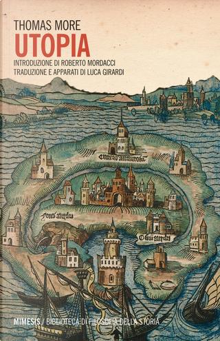 Utopia. Testo latino a fronte by Tommaso Moro