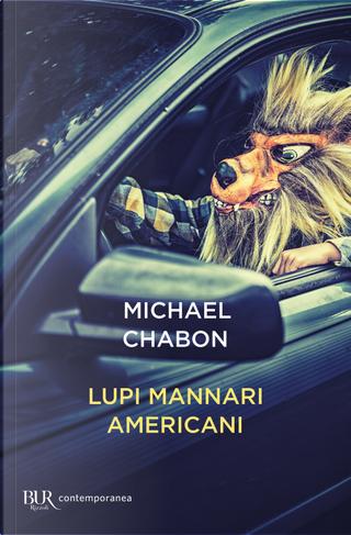 Lupi mannari americani by Michael Chabon