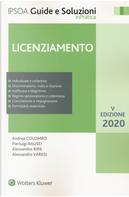Licenziamento by Alessandro Ripa, Alessandro Varesi, Andrea Colombo, Pierluigi Rausei