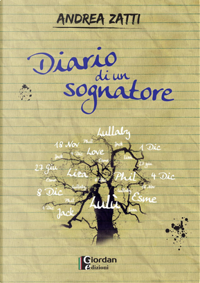 Diario di un sognatore by Andrea Zatti