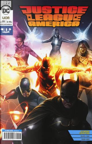 Justice League America. Vol. 19