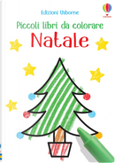 Natale. Piccoli libri da colorare by Kirsteen Robson