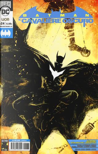Rinascita. Batman. Il cavaliere oscuro. Vol. 24