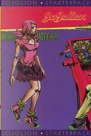 Jojolion. Starter pack. Vol. 1-5 by Hirohiko Araki
