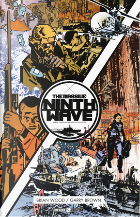 The massive. Vol. 6: Ninth wave by Brian Wood