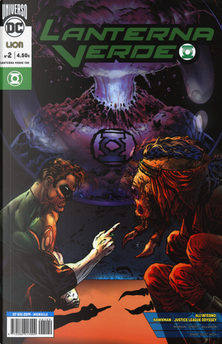 Lanterna Verde. Vol. 2