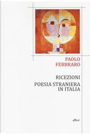 Ricezioni. Poesia straniera in Italia