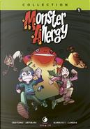 Monster Allergy. Collection. Vol. 1 by Alessandro Barbucci, Barbara Canepa, Francesco Artibani, Katja Centomo