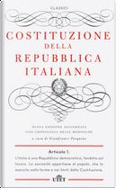 Costituzione della Repubblica Italiana. Con cronologia delle modifiche