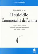 Il suicidio-L'immortalità dell'anima. Testo inglese a fronte by David Hume