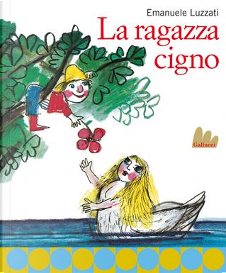 La ragazza cigno by Emanuele Luzzati