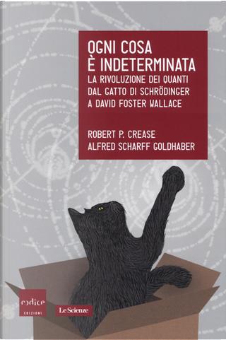 Ogni cosa è indeterminata. La rivoluzione dei quanti dal gatto di Schrödinger a David Foster Wallace by Alfred Scharff Goldhaber, Robert P. Crease