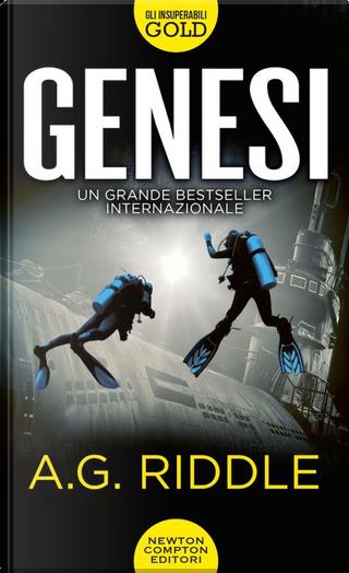 Genesi by A. G. Riddle