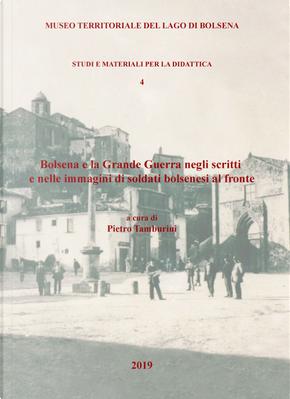 Bolsena e la Grande Guerra negli scritti e nelle immagini di soldati bolsenesi al fronte by Massimo Chiusaroli, Pietro Tamburini, Raffaella Bruti