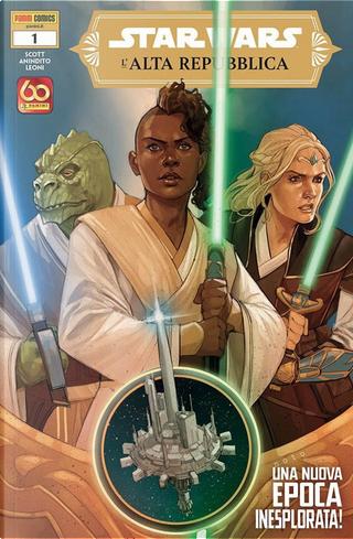 L'Alta Repubblica. Star Wars. Vol. 1 by Ario Anindito, Cavan Scott