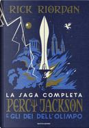 Percy Jackson e gli dei dell'Olimpo. La saga completa by Rick Riordan