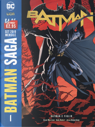 Batman saga. Vol. 1: Batman e figlio by Grant Morrison