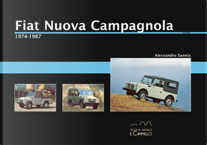Fiat Nuova Campagnola. 1974-1987 by Alessandro Sannia