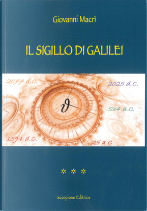 Il sigillo di Galilei by Giovanni Macrì