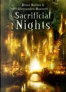 Sacrificial nights by Alessandro Manzetti, Bruce Boston