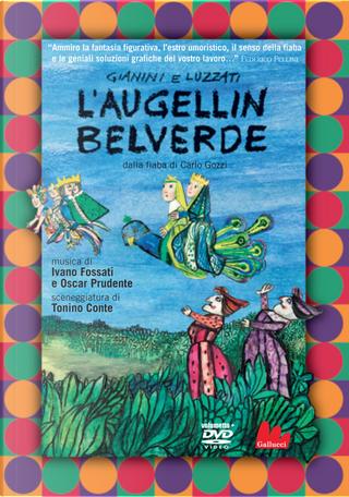 Aigellin belverde by Emanuele Luzzati, Giulio Gianini
