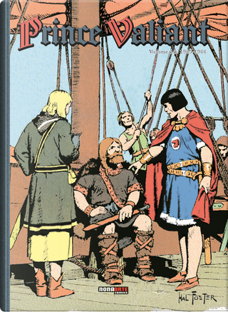 Prince Valiant. Vol. 15: 1965-1966 by Hal Foster