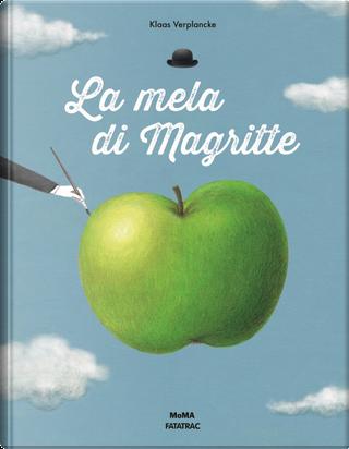 La mela di Magritte by Klaas Verplancke