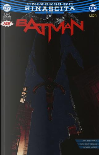 Rinascita. Batman. Ediz. Variant metalizzata. Vol. 37