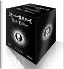 Death Note. Black edition. Vol. 1-6 by Takeshi Obata, Tsugumi Ohba