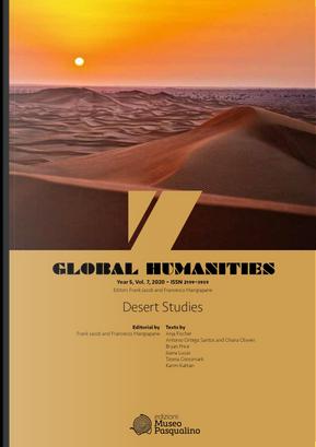 Global humanities. Vol. 7: Desert studies by Francesco Mangiapane, Frank Jacob