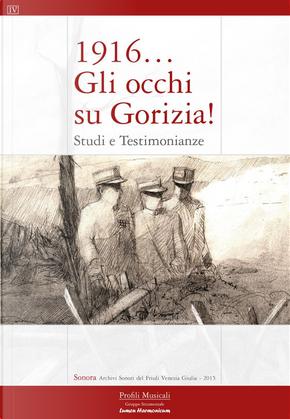 1916... Gli occhi su Gorizia! Studi e testimonianze