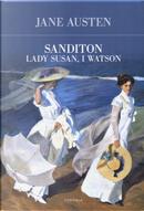 Sanditon-Lady Susan-I Watson by Jane Austen
