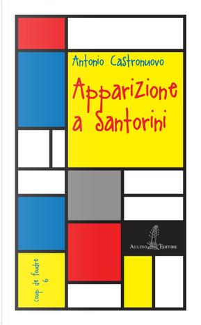 Apparizione a Santorini by Antonio Castronuovo